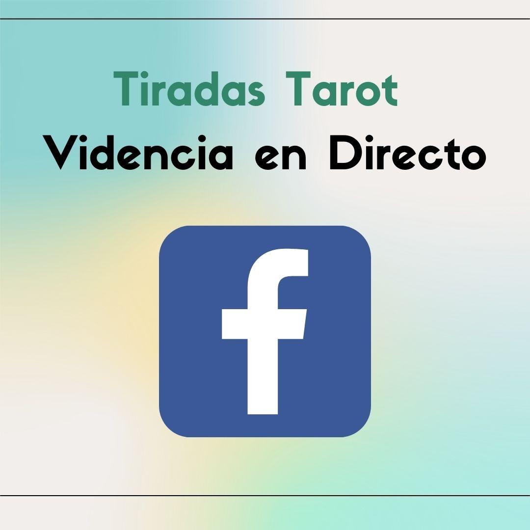 Tiradas directo Facebook