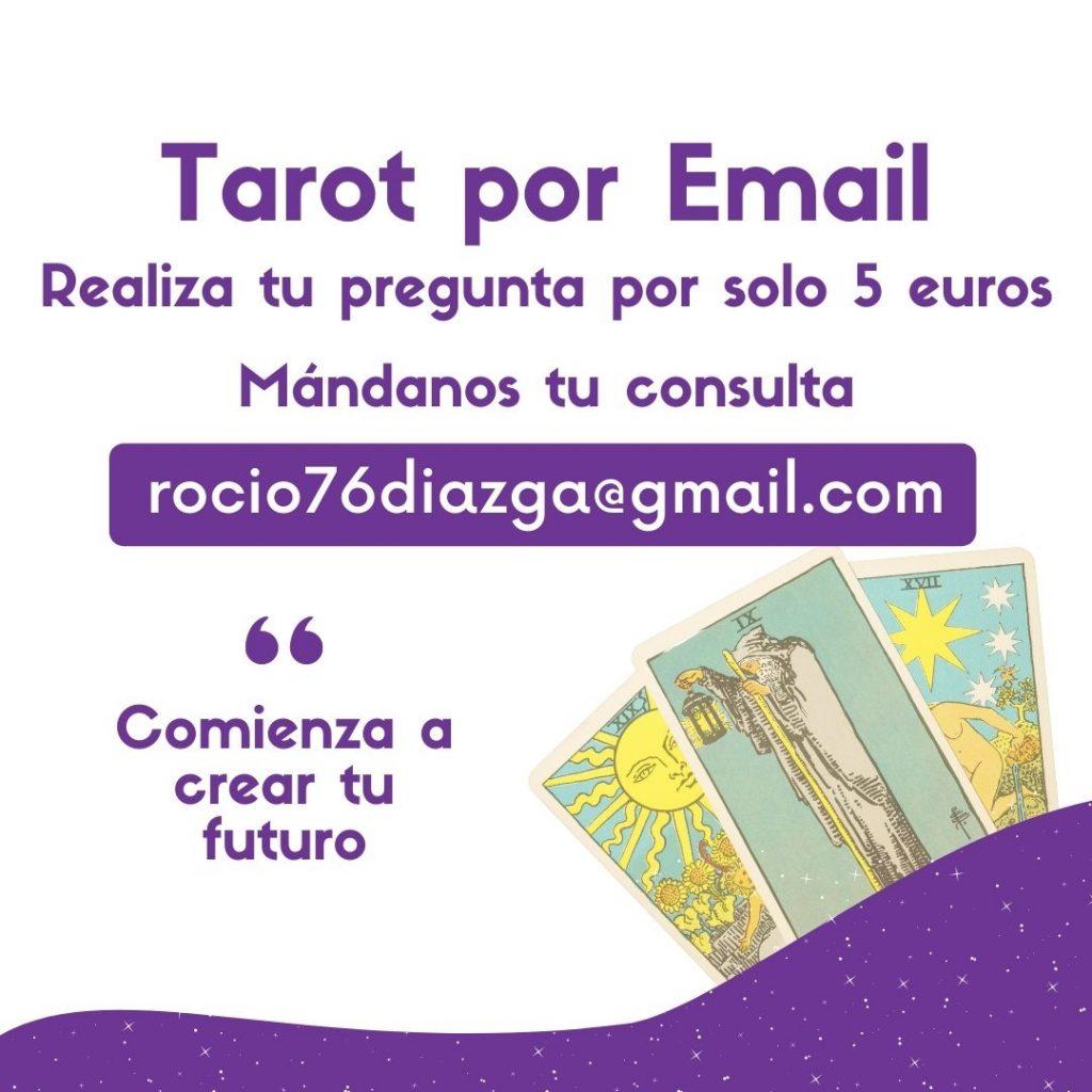 Consulta de Tarot por E - Mail